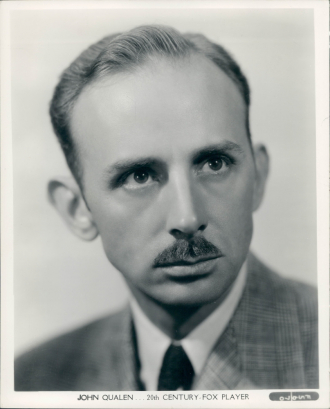 John M Qualen