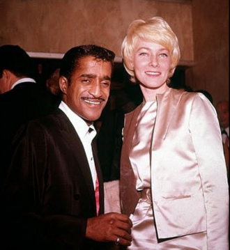 Sammy Davis Jr. and Mai Britt