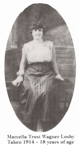 Marcella Losby age 18