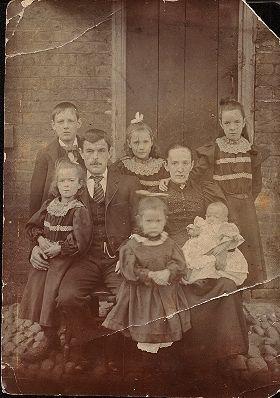LATHAM FAMILY OF BOLTON, LANC ENGLAND