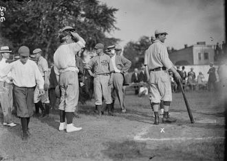 1911 Congressional Baseball Game
