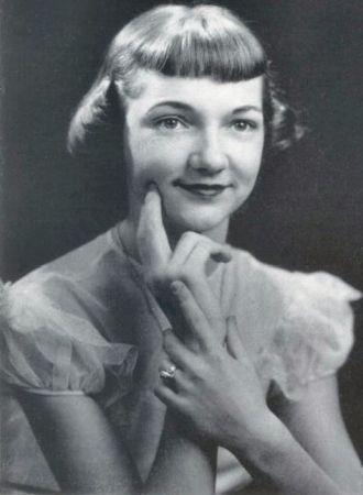 Marge Ewing, Ohio, 1950
