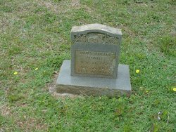 James Eugene (Pennell) (Pennell) headstone and he was an infant
