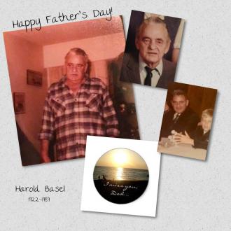 Harold J Basel
