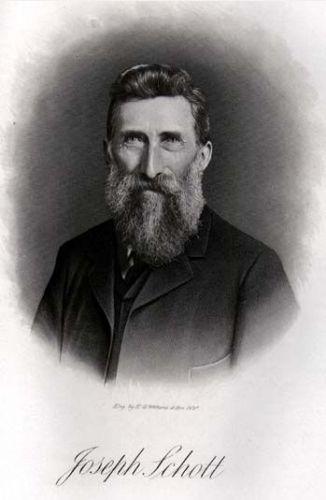 Joseph Schott, Ohio