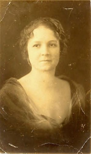 A photo of Olive Dunning