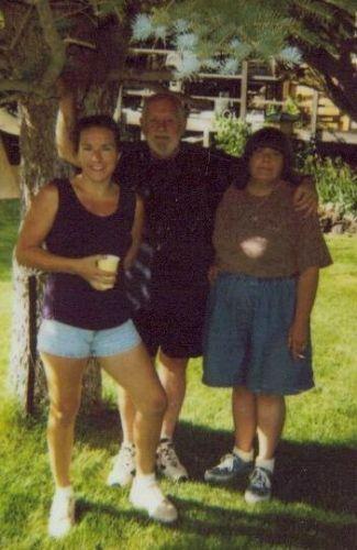 Reunion Family in Idaho