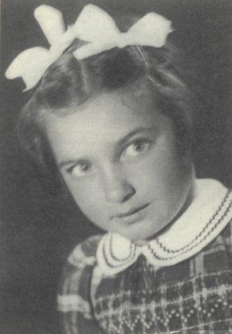 Eliane Fischer 1943