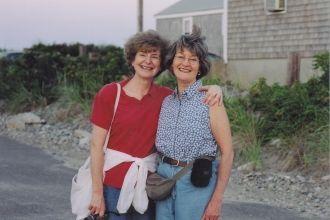 Carole (Macere) Nason & Ony Downer