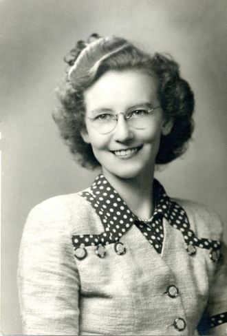 A photo of Linna Louise Ayers