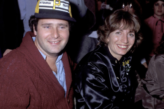Penny Marshall and Rob Reiner.