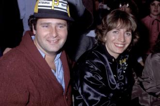 Penny Marshall and Rob Reiner.