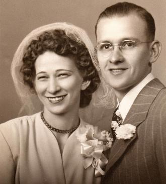 Robert and Louise (Ecker) Buchert