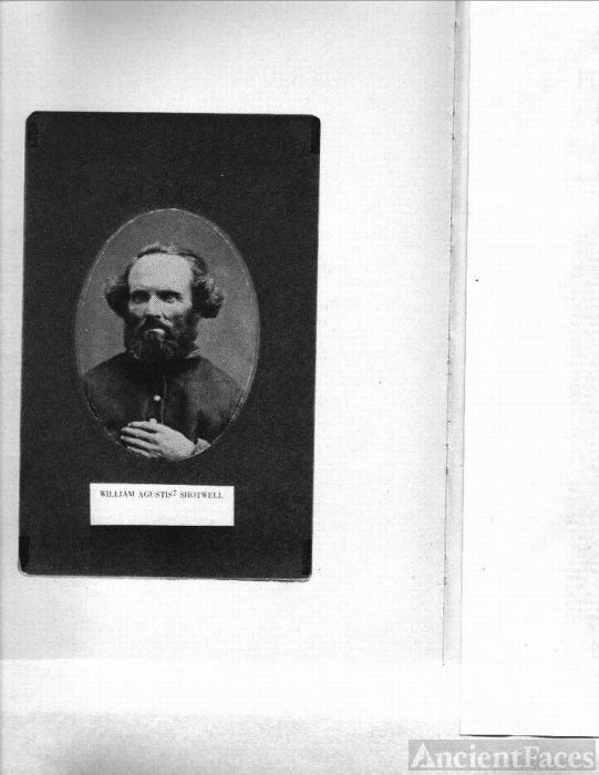 William Agustus SHOTWELL
