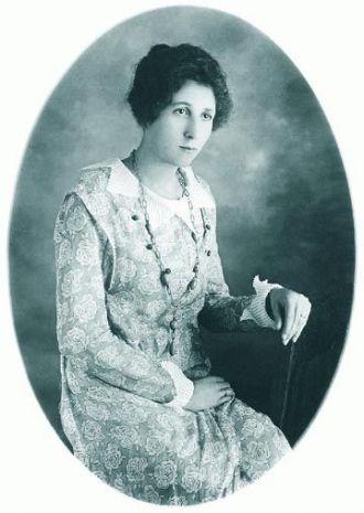 Eula Alice (McPhetridge) Norris