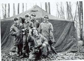 A photo of ? Cook (Kneeling in Front)