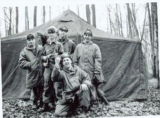 Weapons Platoon Men
