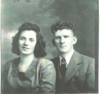 Hassell & Lillian Pippin, Kentucky 1940's