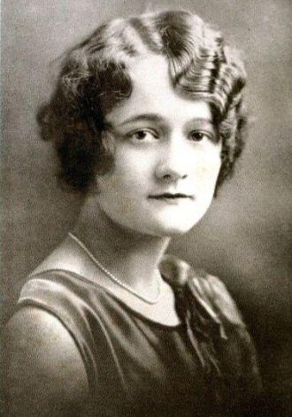 Willanna Buck, Mississippi, 1928