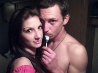 Melissa and Thomas Woodson