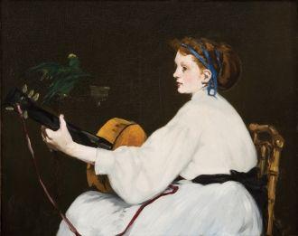 Victorine Meurent portrait