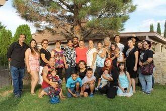 Michelle S. (Hluz) Velez family