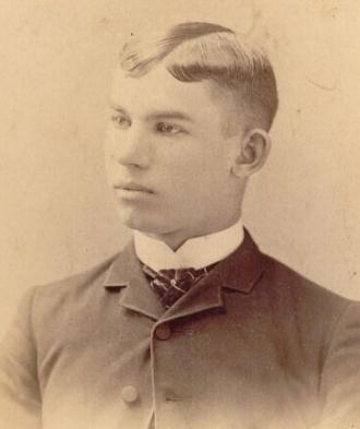 A photo of Charles Willard Eaton
