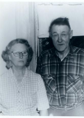 Lillian Edin And George Edin