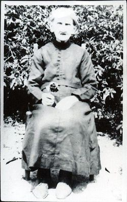 ELIZABETH LARCENA MARGARET HUFFMAN JACKSON