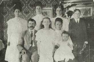 John Carl Vincent Family