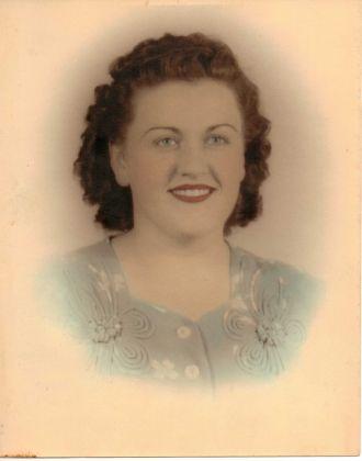 Ernestine Smith Amos - Texas