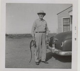 A photo of Thomas W. Cook