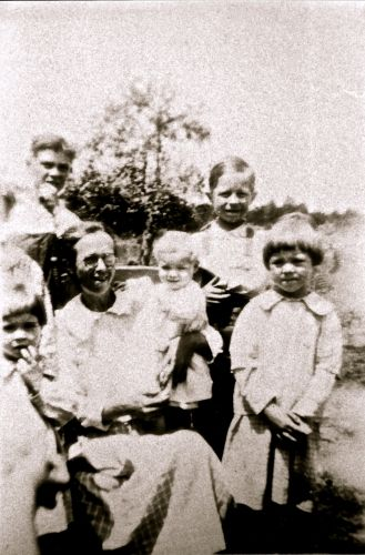 Liz Cheek family, North Carolina