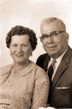 Juanita (Daugherty) and Oscar Dowler