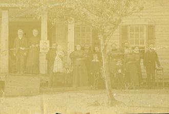 Clinkscales family, South Carolina