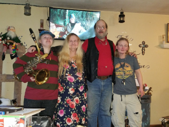 Freimuth and Shaw Family