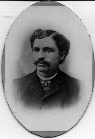Lucas A Beckett, 1880