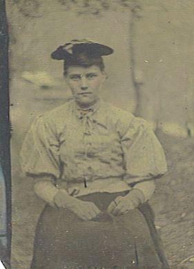 A Unknown Mashburn Lady