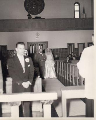 Betty Lou Beran, 1952 NE