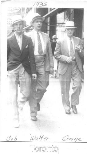 Robert Wallace Manning, 1936