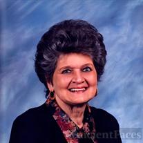 Geraldine Mae Weber