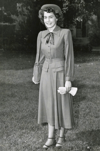 Ruth Botts, 1948