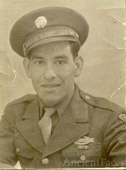 Anthony B. Alvarado, TX 1945