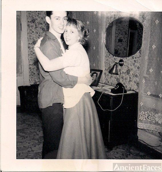 Gary McKenzie and Jeanetta McCammon
