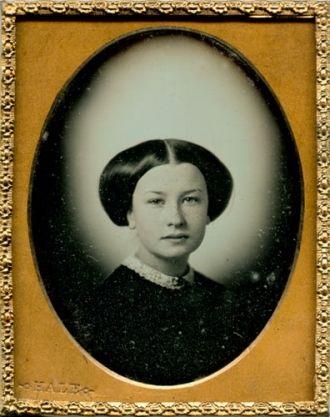 A photo of Cenia Hauke Dykes Arrington