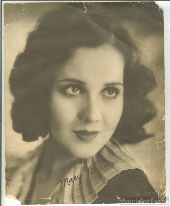 Mary Brian, Actress