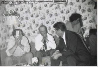 Sositko Family Christmas, c.1950's