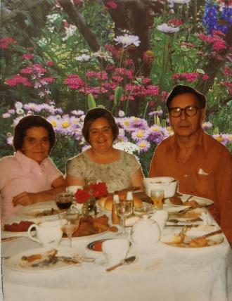 Mike, Ruby, and Pearl Stawnychka