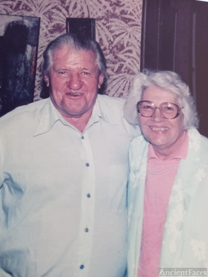 Edward and Elsie Sylvers