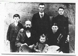 Johnson Family of Pope co. Arkansas